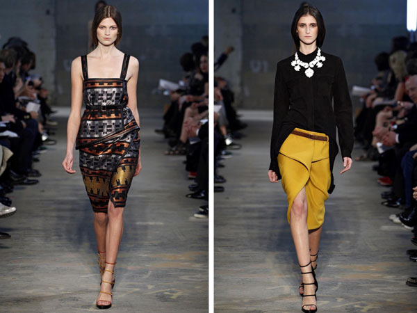 Proenza Schouler Fall 2011 | New York Fashion Week