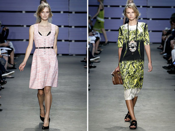 Proenza Schouler Spring 2011 | New York Fashion Week