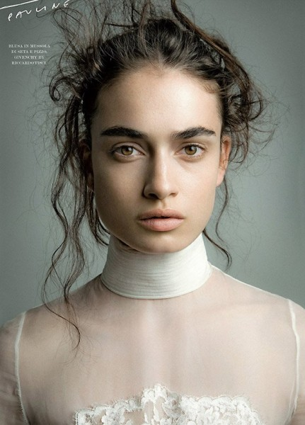 Punta di Vista by Jean-François Campos for <em>Flair</em> November 2010