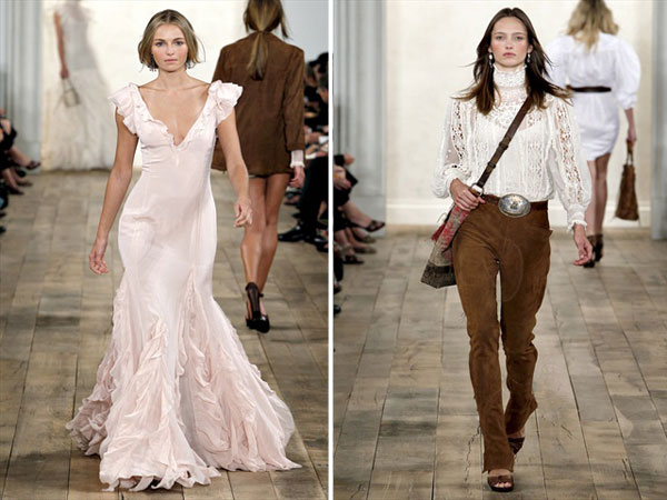 Ralph Lauren Spring 2011 |  New York Fashion Week