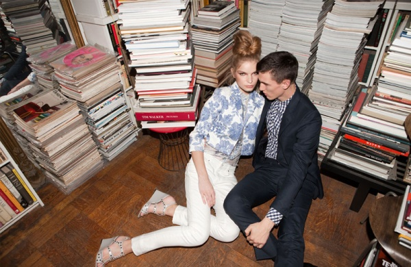 Raoul Spring 2010 Campaign | Melodie Dagault & Tyler Riggs by Marcelo Krasilcic