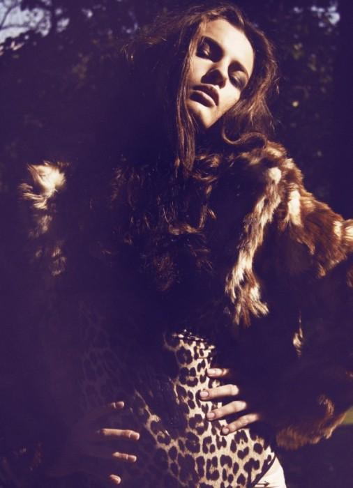 Portrait | Eliza Pawlik by Jacek Zajac