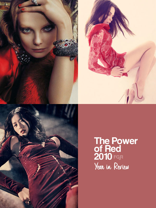 Year in Review | The Power of Red 2010