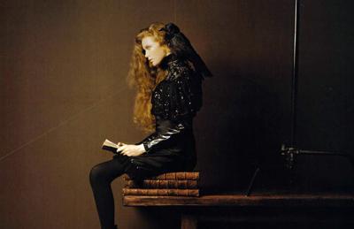 Queen of the Renaissance   Vlada Roslyakova by Pierluigi Maco