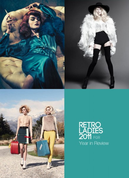 Retro Ladies | Year in Review 2011