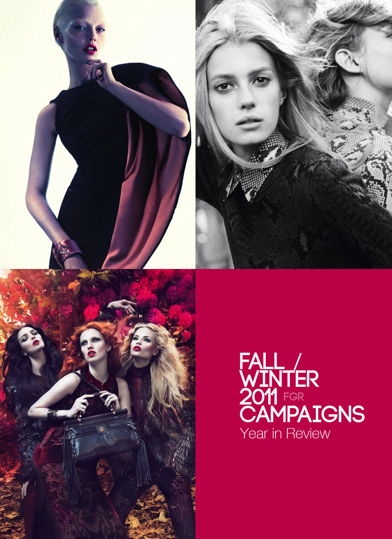 Fall/Winter 2011 Campaigns | Year in Review