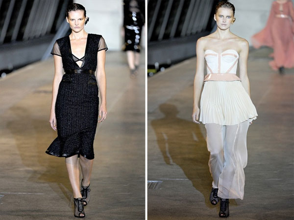 Richard Nicoll Spring 2011 | London Fashion Week