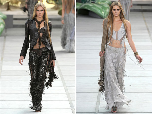 Roberto Cavalli Spring 2011 | Milan Fashion Week