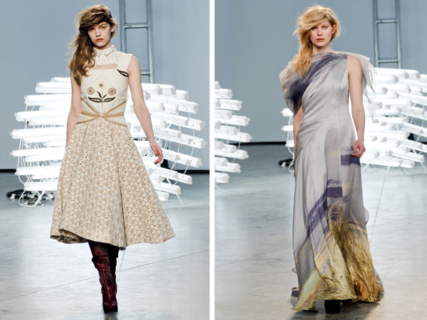 Rodarte Fall 2011 | New York Fashion Week