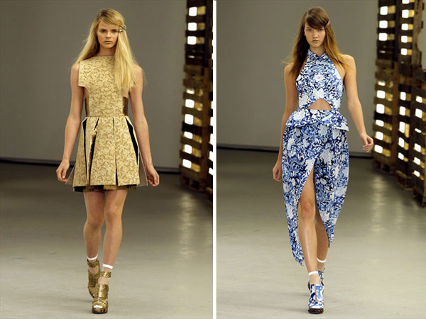 Rodarte Spring 2011 | New York Fashion Week