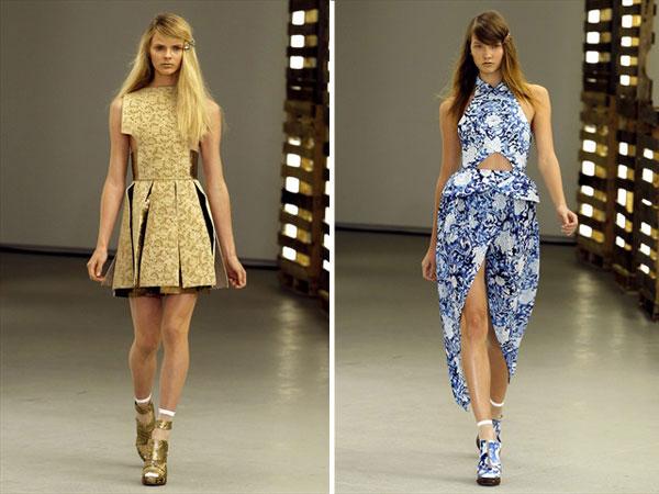 Rodarte Spring 2011 | New York Fashion Week