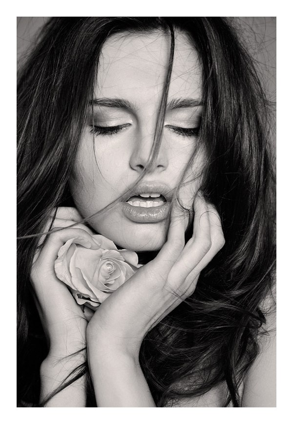 Portrait | Angelika Baranska by Michal Greg