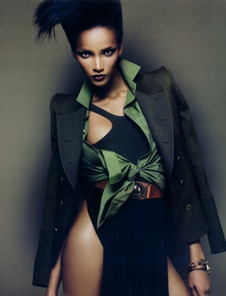 Vogue Paris March | Rose Cordero by Mert & Marcus