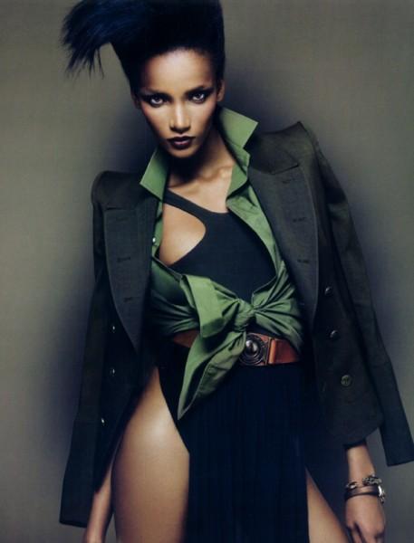 Vogue Paris March | Rose Cordero by Mert & Marcus