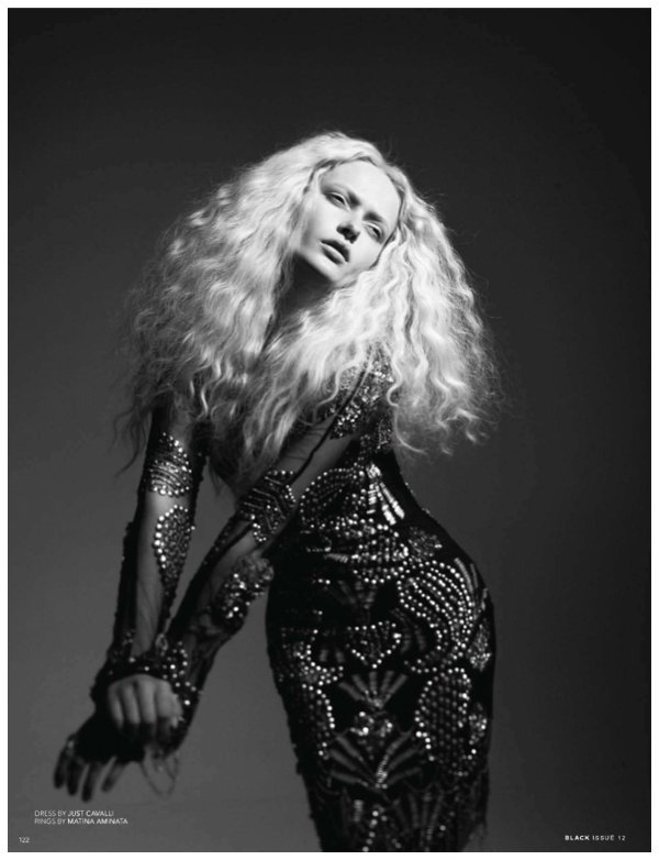 Annabella Barber by Rupert Tapper for Black #12