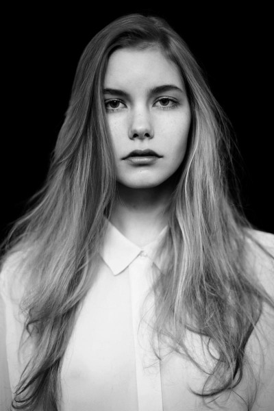 Fresh Face | Sanna R by Anton Östlund