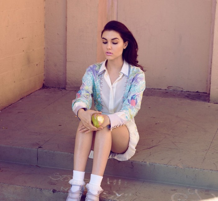 Sasha Grey by Sean & Seng for Interview Germany April 2012