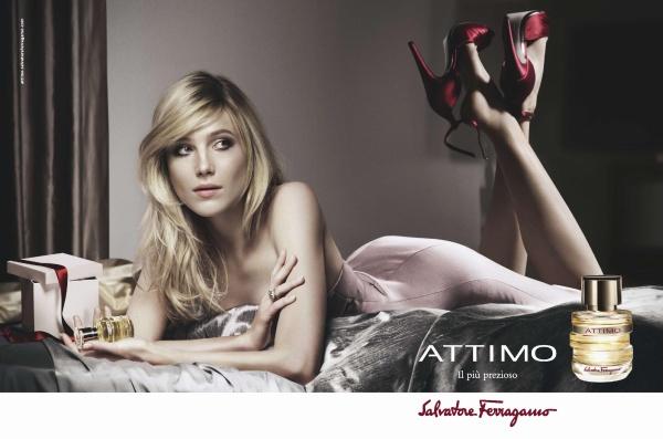 Attimo by Salvatore Ferragamo Campaign | Dree Hemingway by Craig McDean