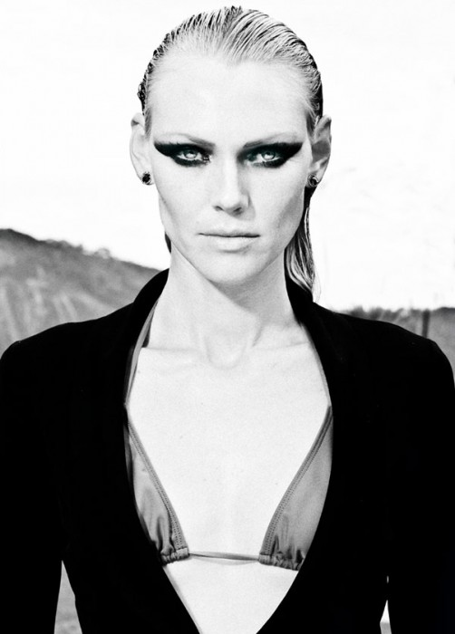 Adriana Degreas Spring 2011 Campaign Preview | Shirley Mallmann by Jacques Dequeker