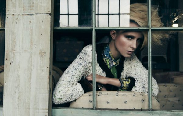 Simone W by Emre Guven for Marie Claire Turkey May 2012