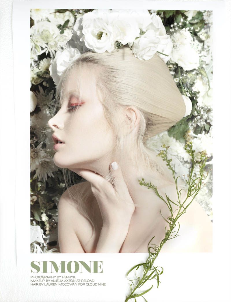 Simone by Henryk for Fashion Gone Rogue