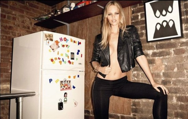 Sisley Spring 2011 Campaign Preview | Marloes Horst & Darla Baker by Terry Richardson