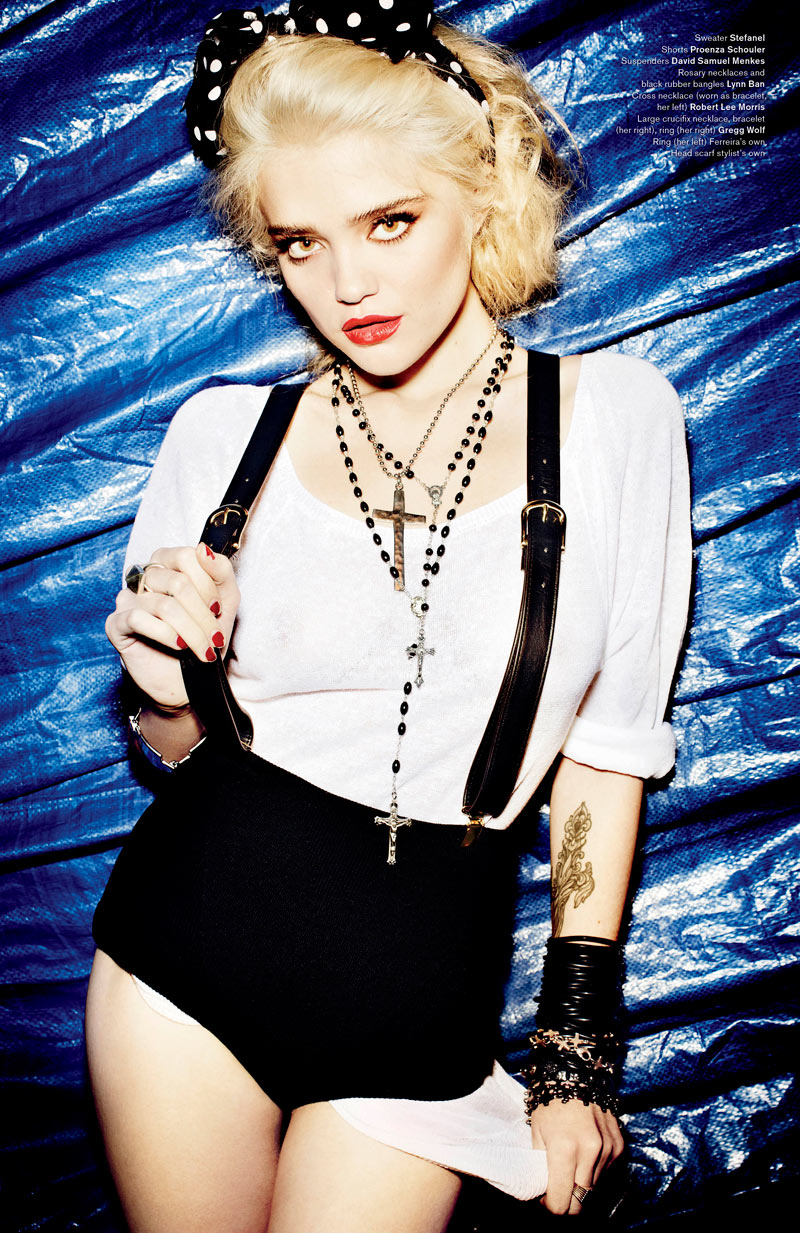 sky ferreira by mario testino for v magazine  75