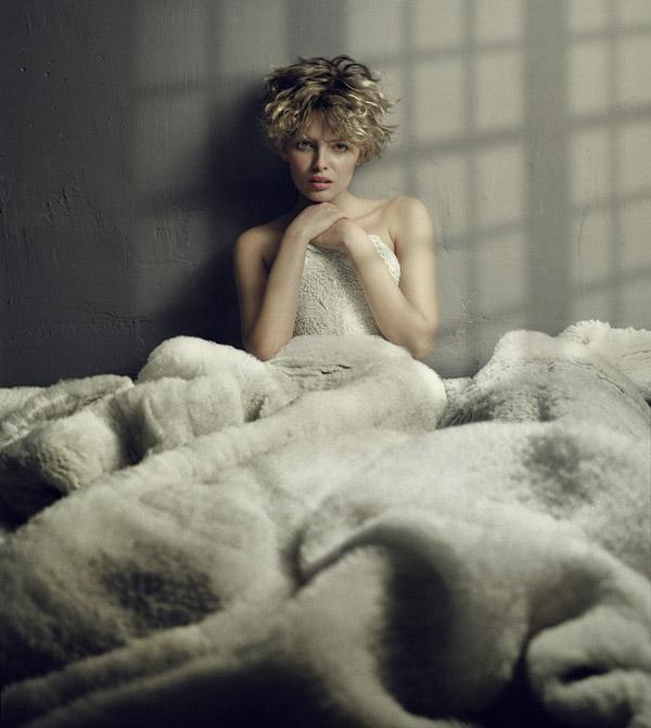 Portrait   Sofie by Dmitry G. Pavlov