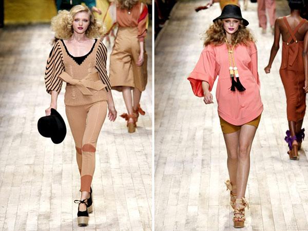 Sonia Rykiel Spring 2011 | Paris Fashion Week