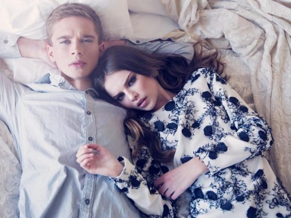 Fresh Face | Sophie Edenhoeg by Henrik Adamsen