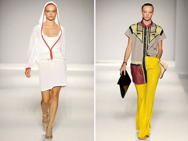 Sportmax Spring 2011 | Milan Fashion Week