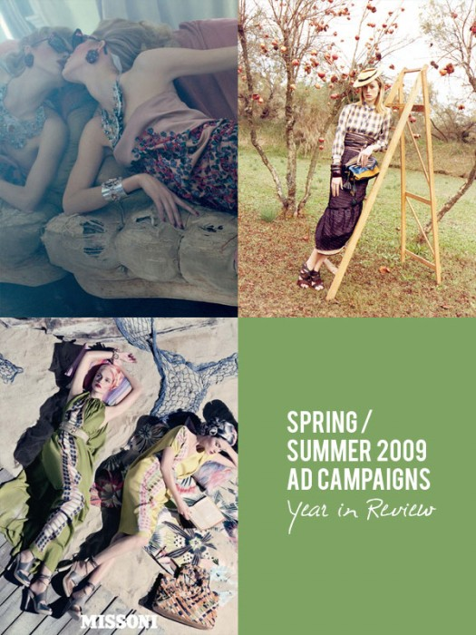 Year in Review | Spring/Summer 2009 Ad Campaigns