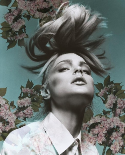 Morning Beauty | Jessica Stam by Sølve Sundsbø