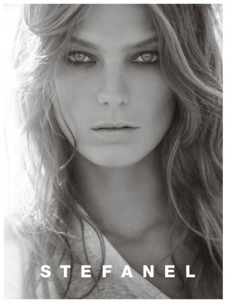 Stefanel Spring 2011 Campaign Preview | Daria Werbowy by Mario Testino