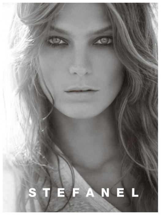 Stefanel Spring 2011 Campaign Preview | Daria Werbowy by Mario Testino