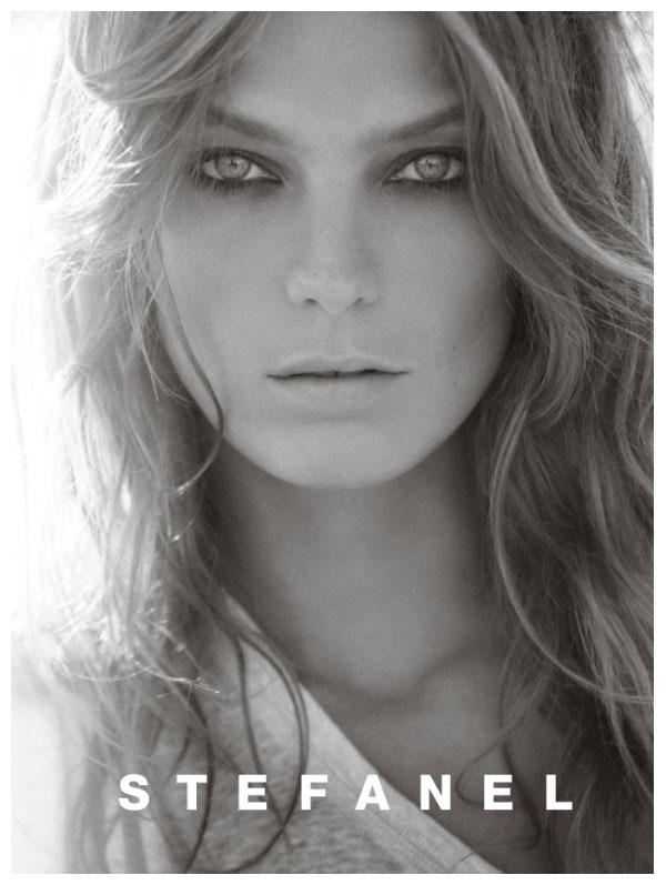 Stefanel Spring 2011 Campaign Preview   Daria Werbowy by Mario Testino