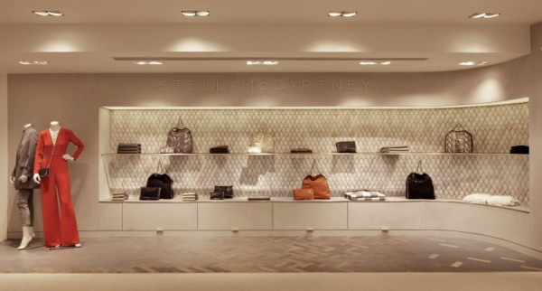 Stella McCartney Opens In Store Boutique at Harrods