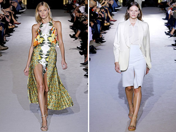 Stella McCartney Spring 2011 | Paris Fashion Week