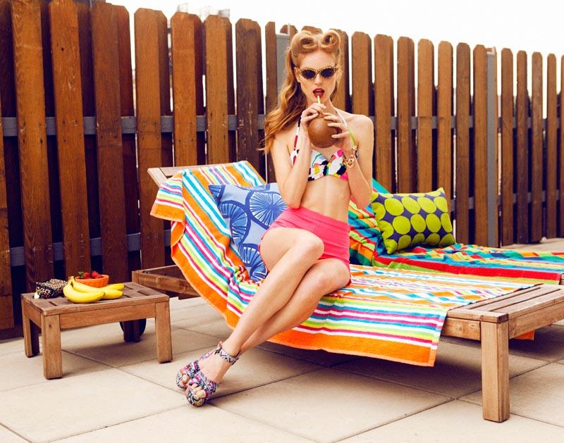 Steve Madden's Summer 2012 Trendbook Features Kitschy, Retro Inspired Styles