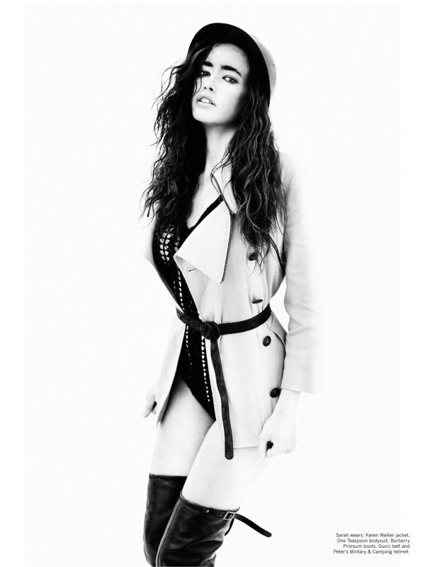 Sarah Stephens by Adrian Mesko for Tangent