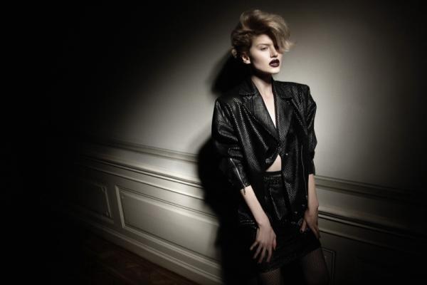 Suicide Blonde | Bianca by Aldona Karczmarczyk