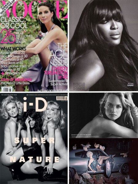 Year in Review | The Supermodel Invasion
