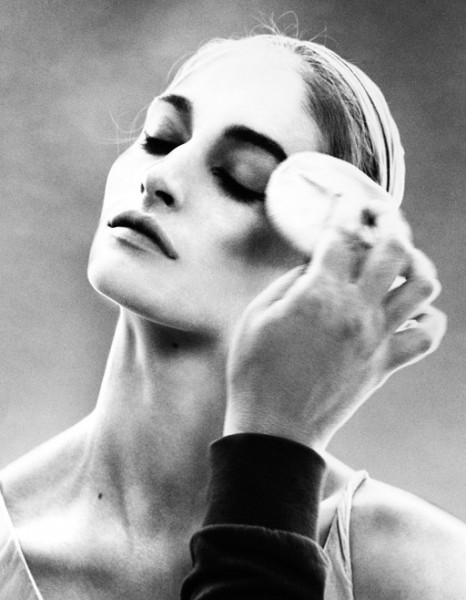 Morning Beauty | Suzanne Diaz by Marcus Ohlsson