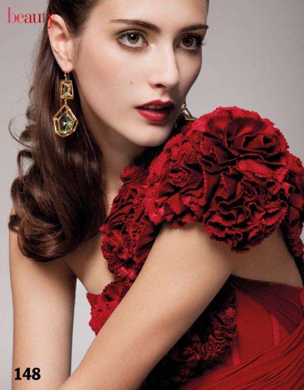 Barbara Garcia by Jeff Tse for Vogue Taiwan