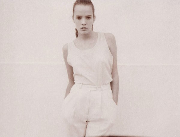 Fresh Face | Taya Ermoshkina by Jonathan Leder