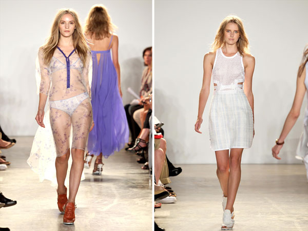 Thakoon Spring 2011 | New York Fashion Week