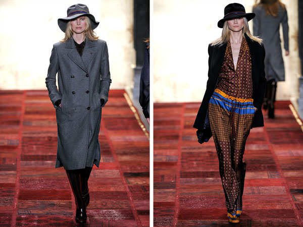 Tommy Hilfiger Fall 2011 | New York Fashion Week
