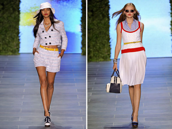 Tommy Hilfiger Spring 2011 | New York Fashion Week