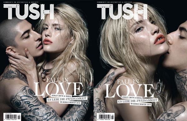 Tush Fall 2010 Cover | Ashley Smith by Armin Morbach