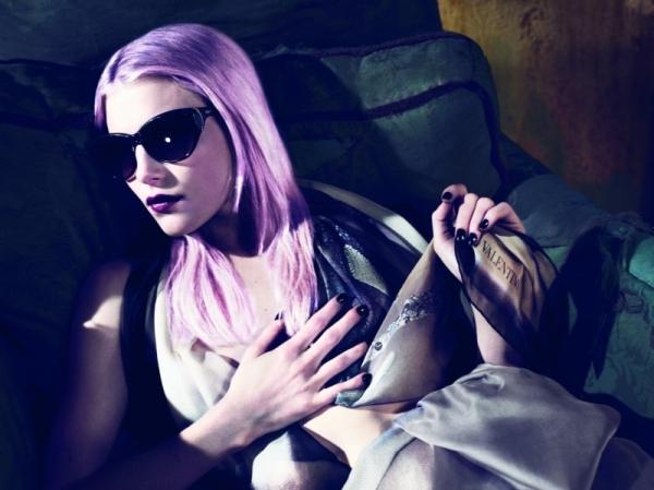 Valentino Spring 2010 Campaign | Dree Hemingway by Mert Alas & Marcus Piggott